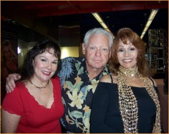 With James MacArthur and Karen Lynn Gorney