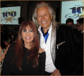 With Peter Nygard