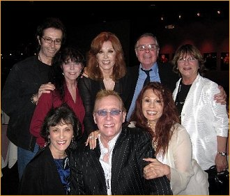 Stefanie Powers and friends