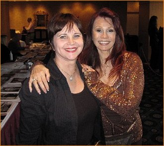 With Cindy Williams