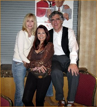 With Sally Kellerman and Elliott Gould