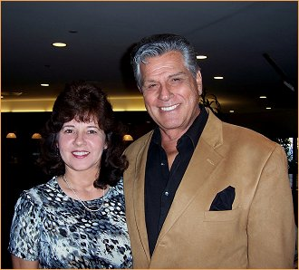 Mary with Dick Gautier