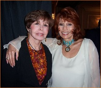 With Neile Adams