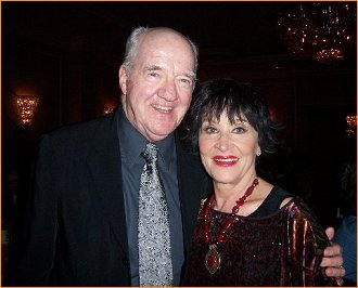 Richard Herd renewing old times with Chita