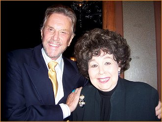 Andrew Prine and Jane Withers