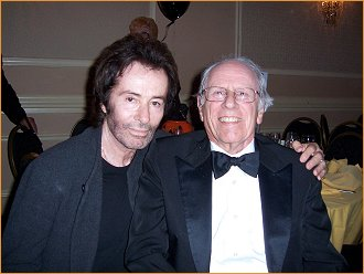 George Chakiris with Danny