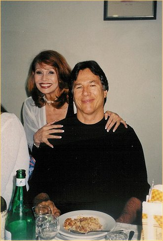 With Richard Hatch