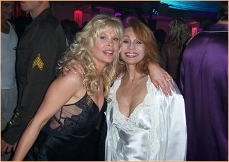 With Cindy Guyer