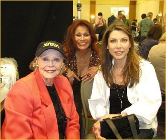 With June Lockhart
