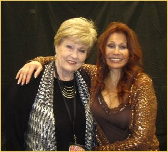With Pat Priest