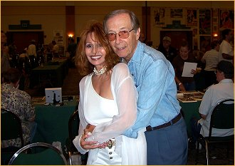 Bernie Kopell and me