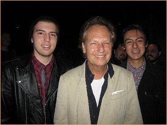 With Lee Ritenour