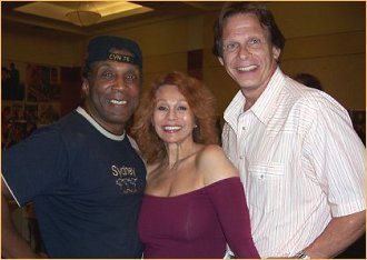 Herb Jefferson and Marc Singer