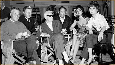 Cast of Ship of Fools With Spencer Tracy