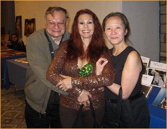 With Allan and Arlene Asherman