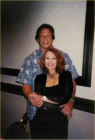 With Marc Singer