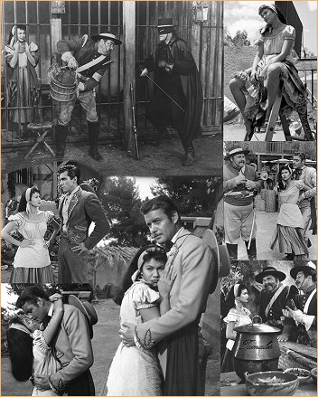 Collage From Zorro