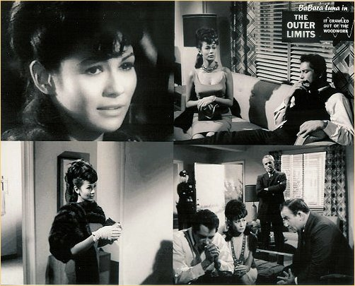 The Outer Limits Collage